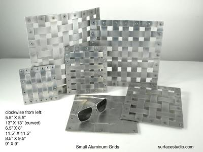 Small Aluminum Grids $40 Each