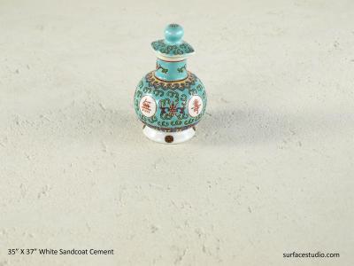 White Sandcoat Cement (55 LBS)