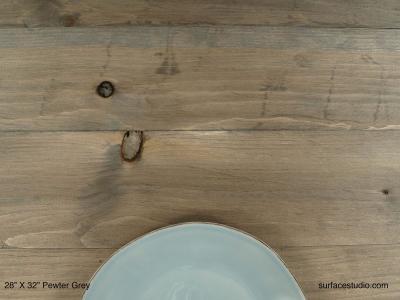 "Pewter Grey (5.5"" Planks)"