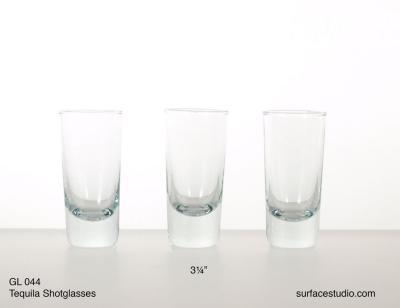 GL 044 Tequila Shot Glasses $5 per item