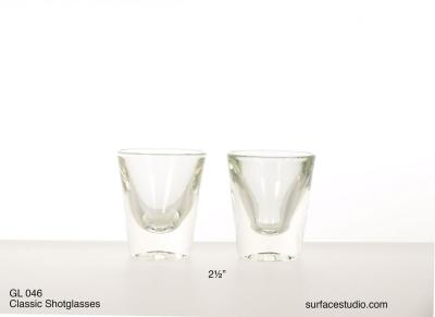 GL 046 Classic Shot Glasses $5 per item