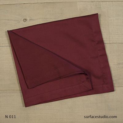 N 011 Purple Solid Napkin