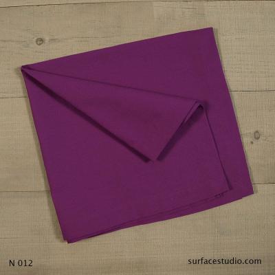 N 012 Purple Solid Napkin