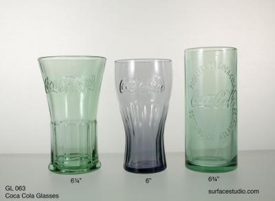 GL 063 Coca Cola Glasses $5 per item
