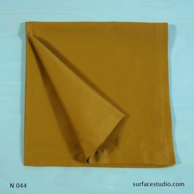 N 044 Dark Yellow Solid Napkin