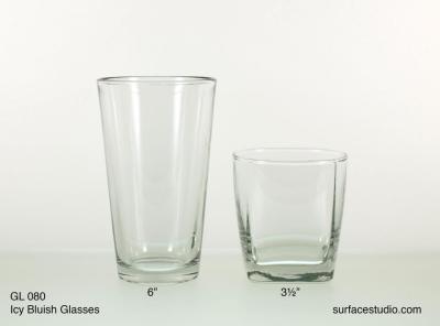GL 080 Icy Bluish Glasses $5 per item