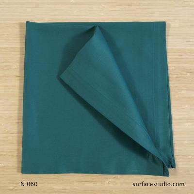 N 060 Green Solid Napkin