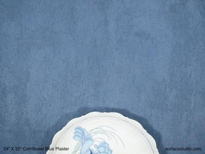 Cornflower Blue Plaster (10 LBS)