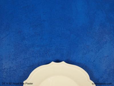 Royal Blue Plaster