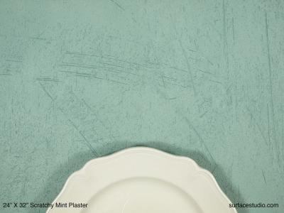 Scratchy Mint Plaster