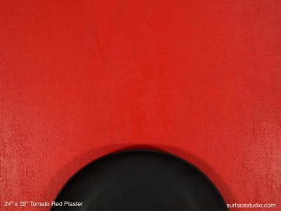 Tomato Red Plaster