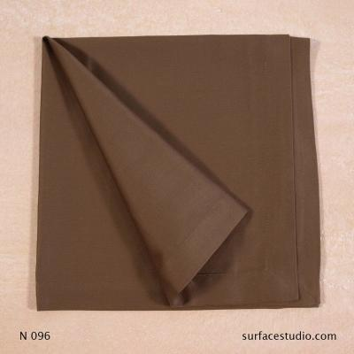 N 096 Brown Solid Napkin