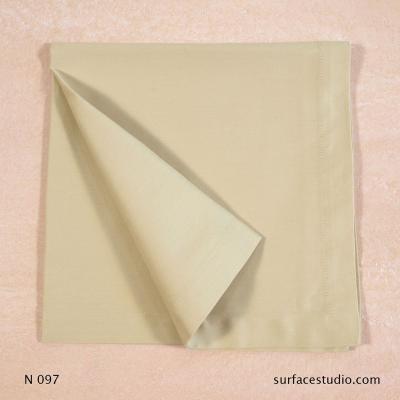 N 097 Beige Solid Napkin