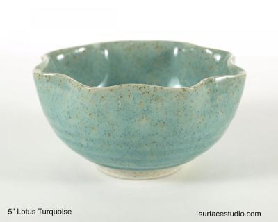 Lotus Turquoise