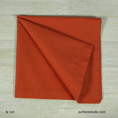 N 141 Red Solid Napkin