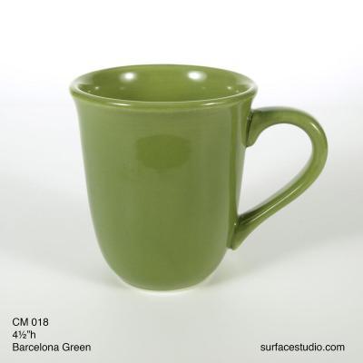 CM 018 Barcelona Green