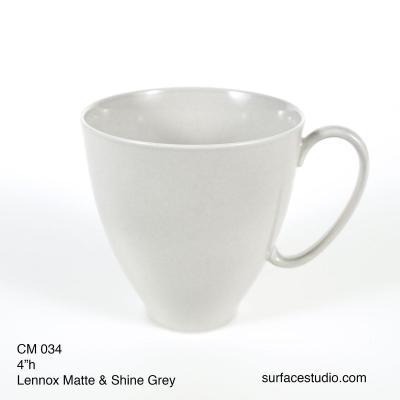 CM 034 Matte & Shine Grey