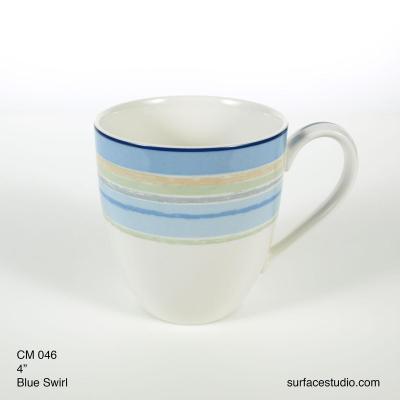 CM 046 Blue Swirl