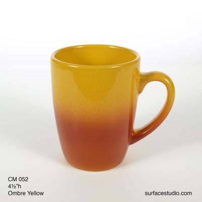 CM 052 Ombre Yellow