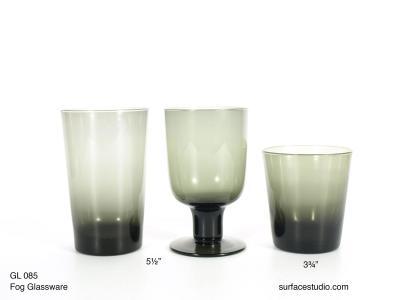 GL 085 Fog Glassware $5 per item
