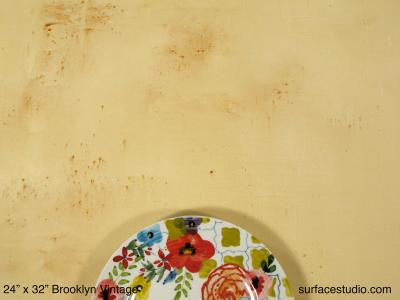 Brooklyn Vintage Plaster