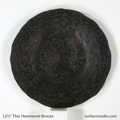 Thai Hammered Bronze