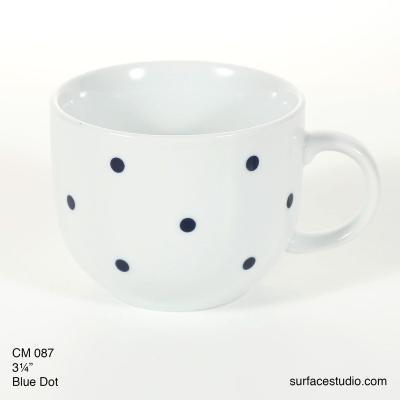 CM 087 Blue Dot