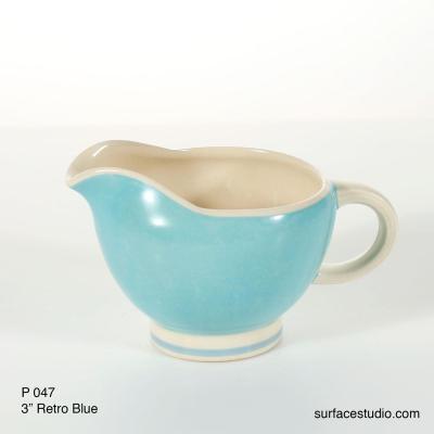 P 047 Retro Blue