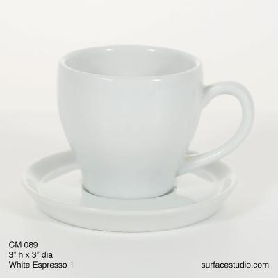CM 089 White Espresso 1