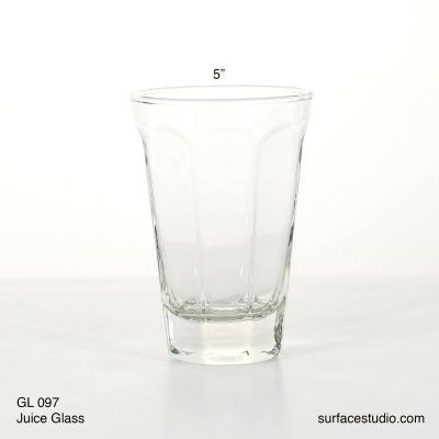 GL 097 Juice Glass