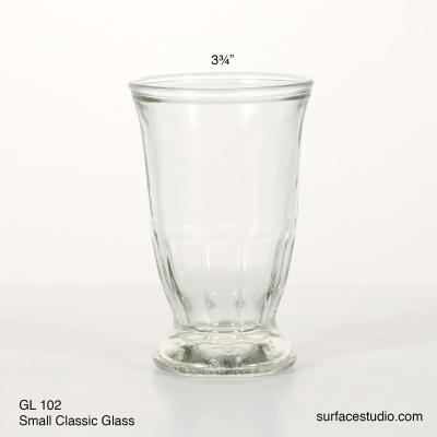 GL 102 Small Classic Glass