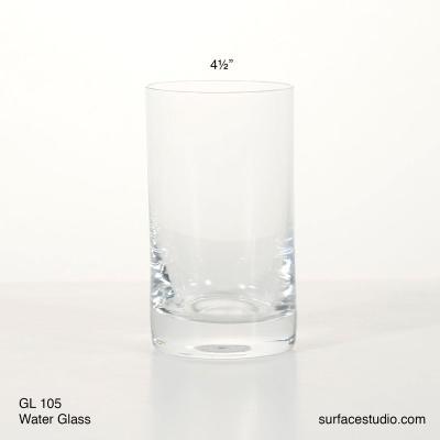 GL 105 Water Glass