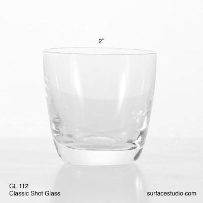 GL 112 Classic Shot Glass