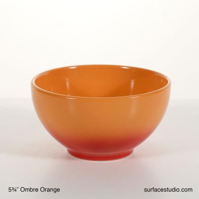 Ombre Orange ~ Two Available