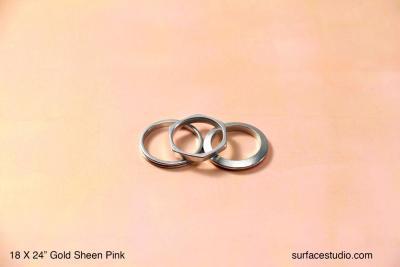 Gold Sheen Pink