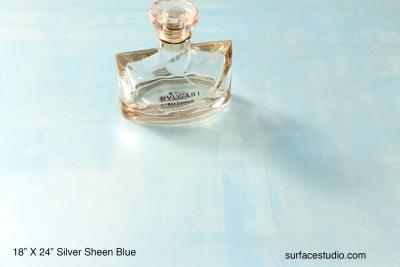 Silver Sheen Blue