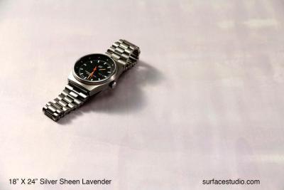 Silver Sheen Lavender