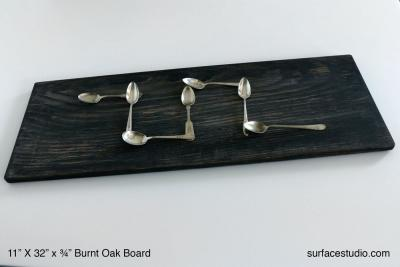 Burnt Oak Board