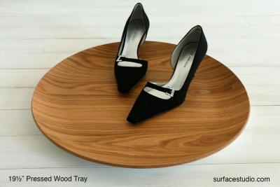 Pressed Wood Tray