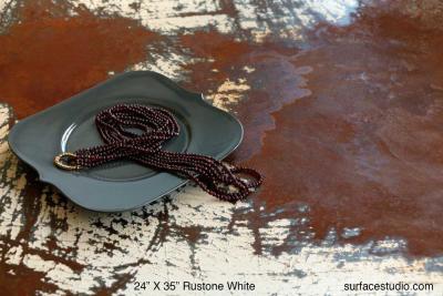 Rustone White