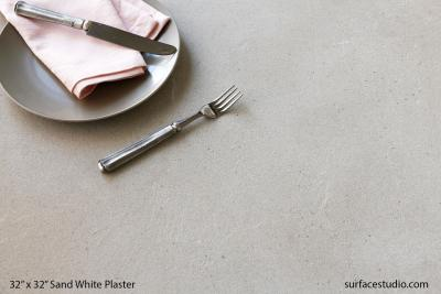 Sand White Plaster