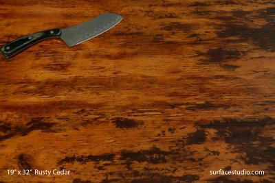Rusty Cedar