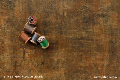 Gold Rustique Metallic