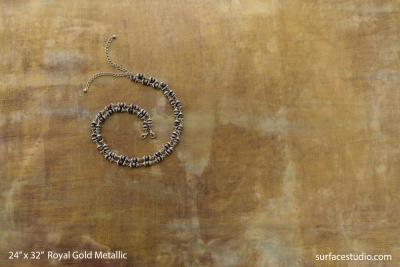 Royal Gold Metallic