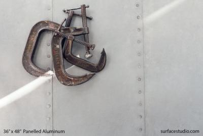 Panelled Aluminum