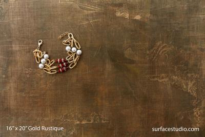Gold Rustique