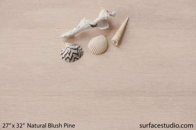 Natural Blush Pine