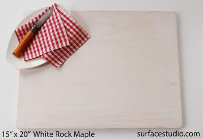 White Rock Maple