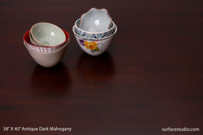 Antique Dark Mahogany