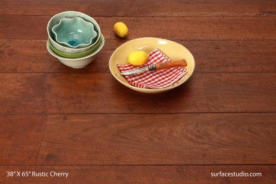 "Rustic Cherry (7"" Planks)"